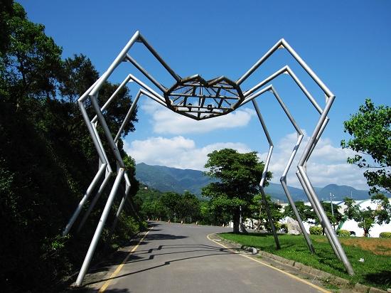 八爪蜘蛛門