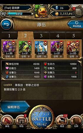 獸水妹隊0226