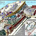 Acropolis平面圖