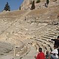 迪翁尼索斯劇場觀眾席