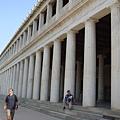 古代亞哥拉博物館外觀