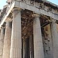 Temple of Hephaistos 海法斯提歐神殿右前
