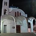 Naoussa 的教堂