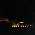 路上飯店夜景