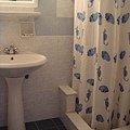 看起來很舒服的浴室