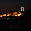 Temple of Apollo 夜景