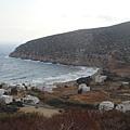 Statue of Dionysos 旁邊的海灘