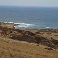蔚藍的海岸線