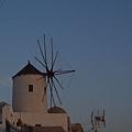 Oia 的風車