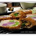 山藥蘆筍+蒲燒鯛豬排