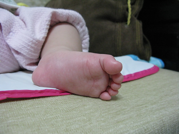 我的小腳腳