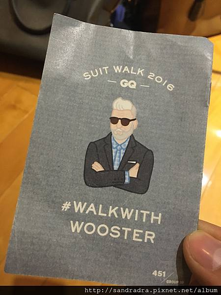 walk with wooster
