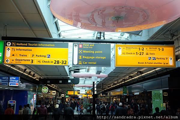 阿姆斯特丹機場