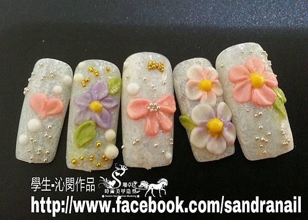 沁閔粉雕作品
