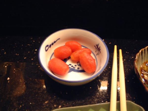 好好吃的醃小番茄