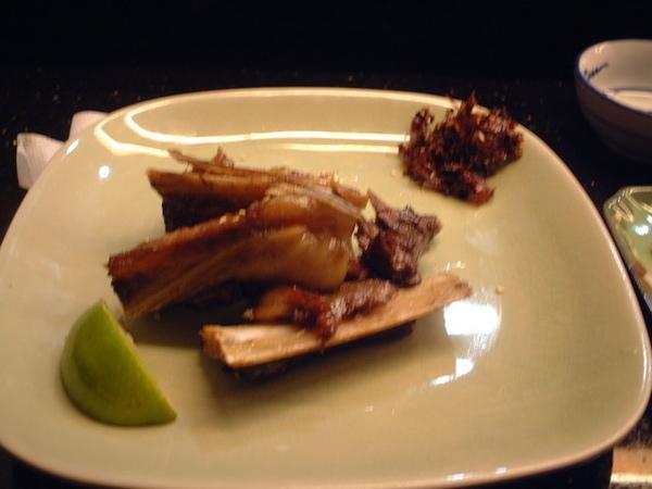 烤鮪魚下巴