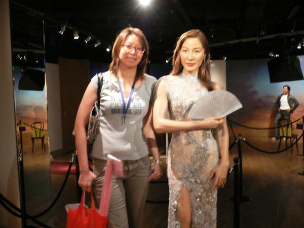 杜纱夫人蠟像館