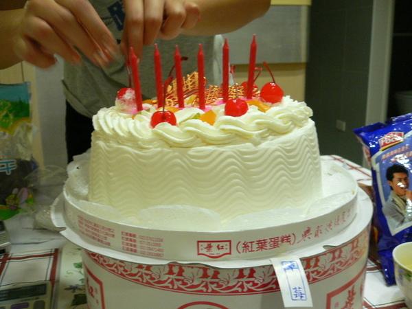 不重外表的蛋糕