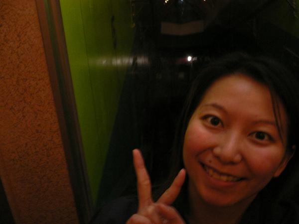 軌道式的電梯