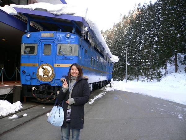 燒岳旅館的老闆從北海道運來的