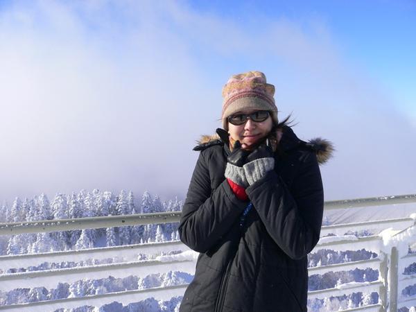 北阿爾卑斯山-好冷