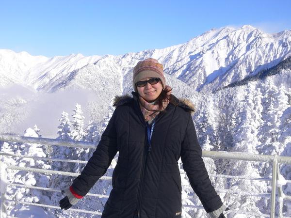 北阿爾卑斯山-瘋狂拍照..