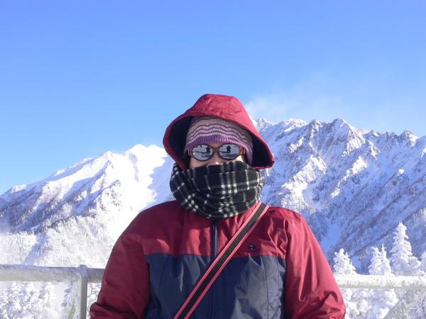 北阿爾卑斯山-蘇媽也太誇張..看不到人了..