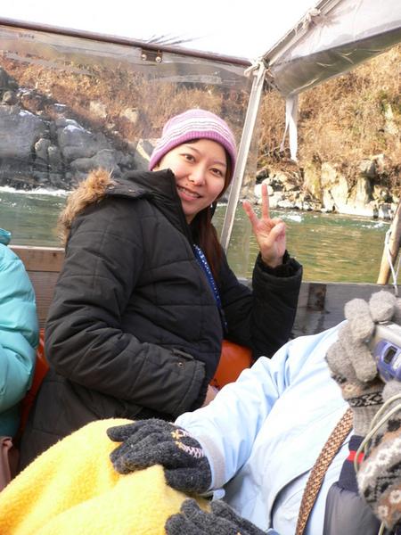 天龍峽遊船