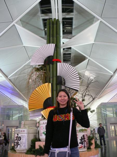 名古屋中部機場四樓