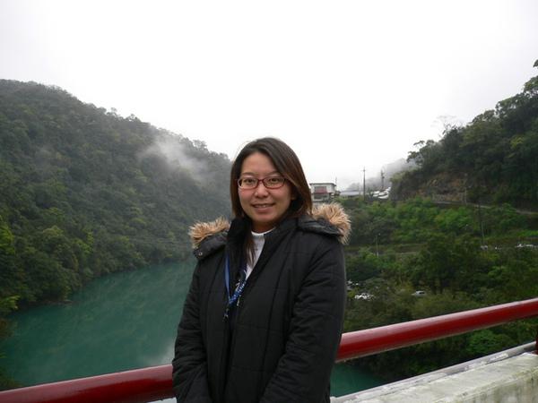 Sandrine跟翡翠水庫