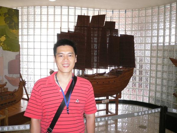 鄭和下西洋的船.