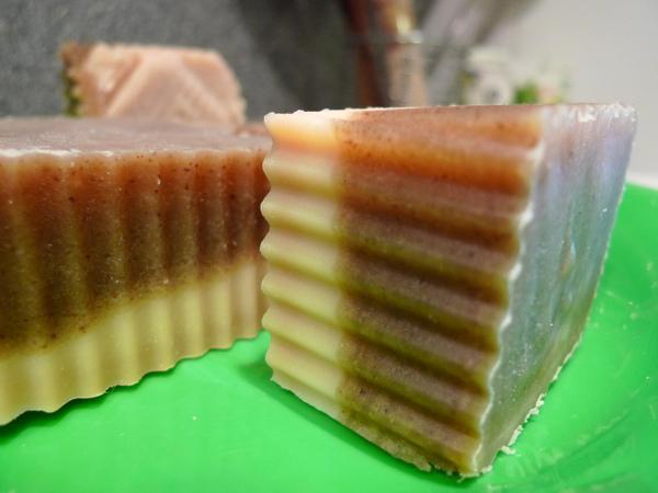 綠豆玉蓉散皂