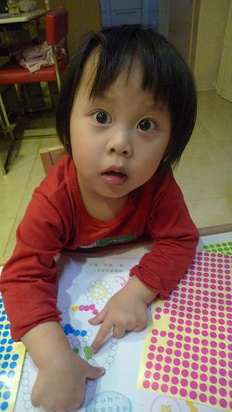 這張若妤的大眼睛很可愛!