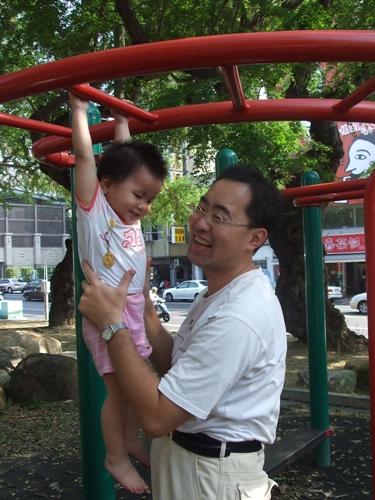 孔廟附近某公園-台南