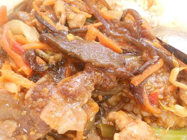 沙茶豬肉燴飯
