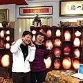 華視「點燈」陳心怡與「玫瑰鹽燈」陳淑芬推動「鹽光精神」!
