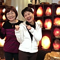 「點燈」陳心怡與「鹽燈」陳淑芬共同推動真善美人文精神