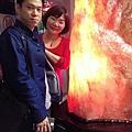 「玫瑰鹽燈」陳淑芬與「好小子」顏正國,在象山第一站
