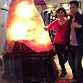 玫瑰鹽燈陳淑芬與好小子顏正國在象山第一站