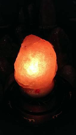 金榜提名 光明鹽燈