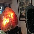540公斤鹽燈王與3百多公斤晶洞