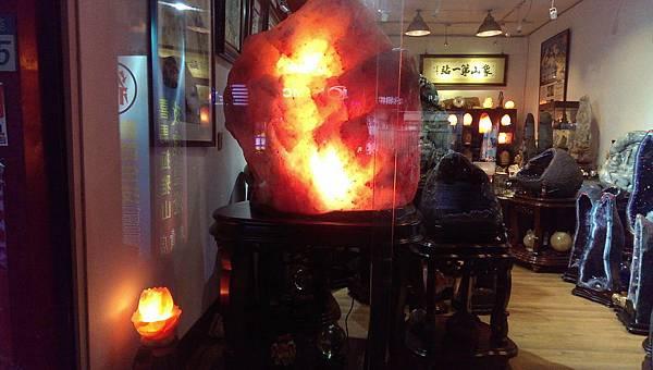 象山第一站鹽燈王540公斤
