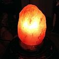 玫瑰鹽(緣)燈