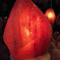 桃花鹽燈 75公斤