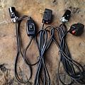 鹽燈安全電線 有自動斷電裝置