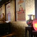 海明禪寺玫瑰鹽燈