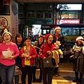 平安夜 象山第一站玫瑰鹽燈 聖誕節快樂