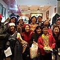 象山第一站玫瑰鹽燈陳淑芬 張富凱 聖誕節快樂