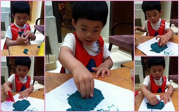 兩歲三個月(盧廣仲髮)2