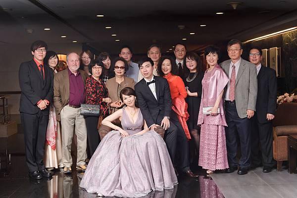 感謝臺北的家人!